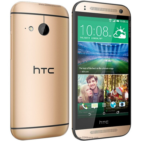 HTC One (M8 Eye) / Rose Gold / Sliver