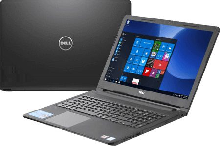 Laptop Dell inspiron 3501A