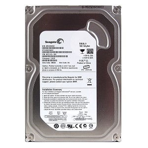 HDD Seagate 160Gb Sata 3.5