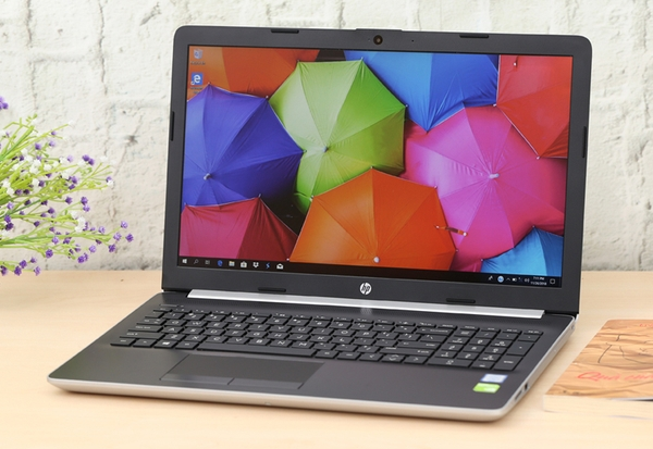 HP 15 da0443TX (5SL06PA) i3 7020U / 4GB/ 1TB/ MX110 2G / 15.6''Full HD