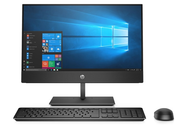 HP AIO ProOne 400 G5- Core i3-9100T(3.10 GHz 6MB) 4GB RAM DDR4 1TB HDD DVDRW Intel UHD Graphics 20