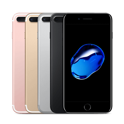 Iphone 7 Plus  128GB (Silver/Gold/Rose Gold/Black/Jet Black)