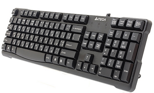 Keyboard USB A4TECH_KB.750.U