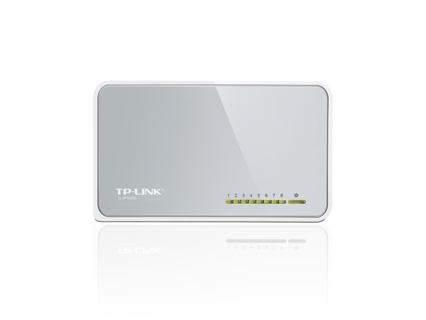 SWITCH 8 CỔNG TP-LINK 10/100M TL-SF 1008D