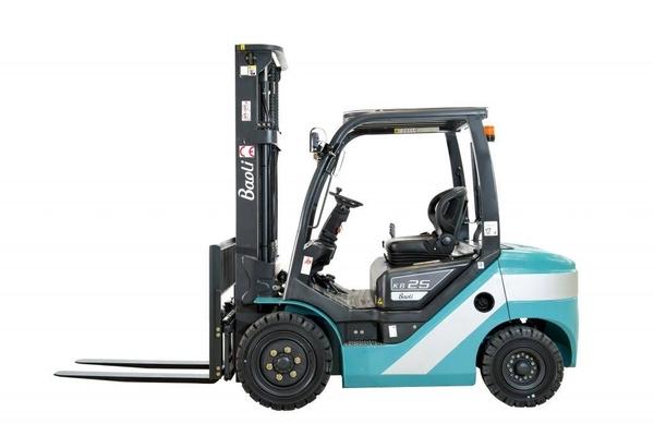 Xe nâng KBD25  - Sản phẩm bán chạy nhất của KION BAOLI