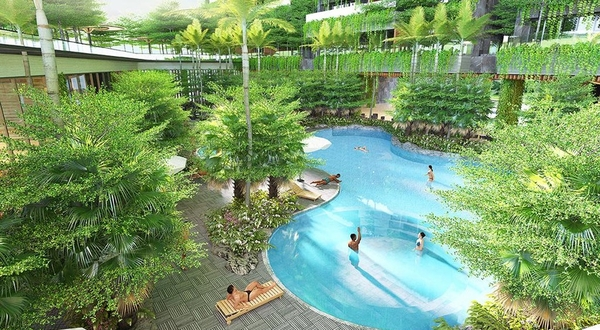 Flamingo Đại Lải Resort VOUCHER 2N1Đ