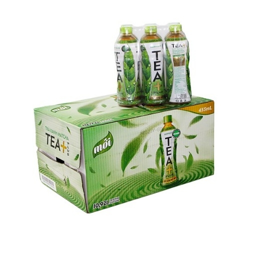 Trà Ô long Tea+ plus chai 455ml (1t/24 chai)