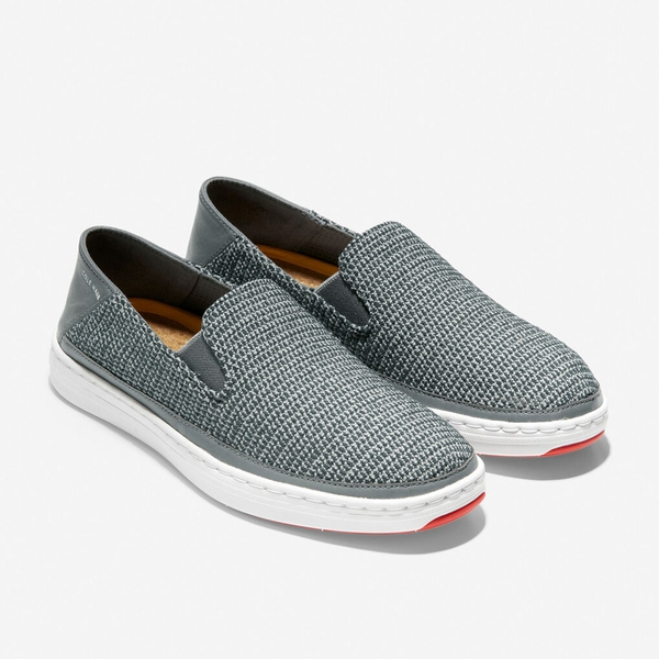 Giày Cole Haan Cloudfeel Loafer – Xám