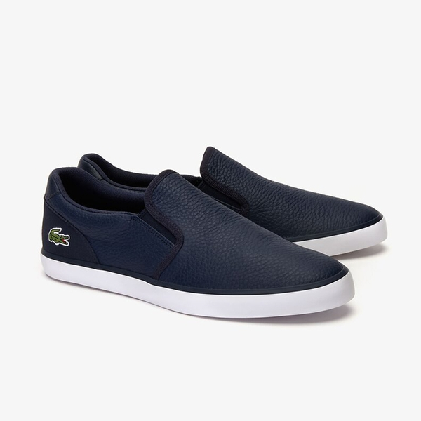 Giày Lacoste Jouer Slip 319 (Xanh Navy)