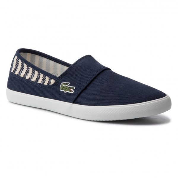 Giày Lacoste Slip on Marice 219 (Navy)