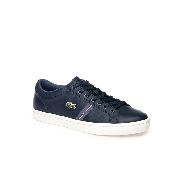 Giày Lacoste Straightset Sport 318 - Navy