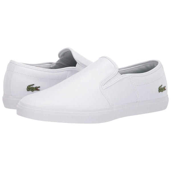 Giày Lacoste Slip on Tatalya 119 (Trắng)