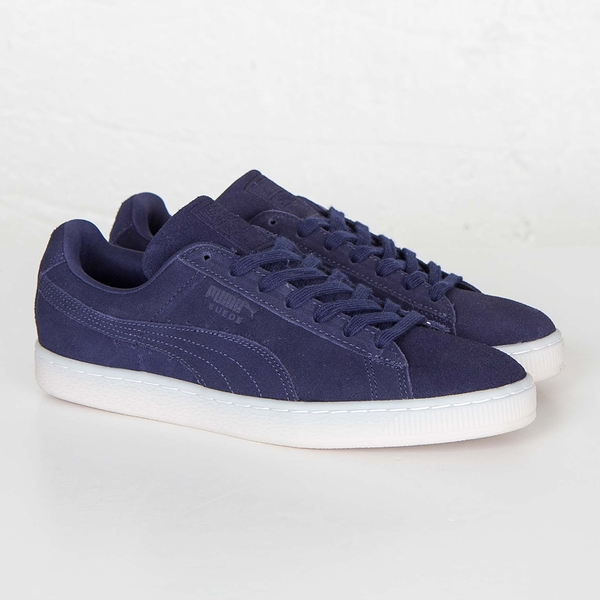 Giày Puma Suede Classic Colored (xanh blue)