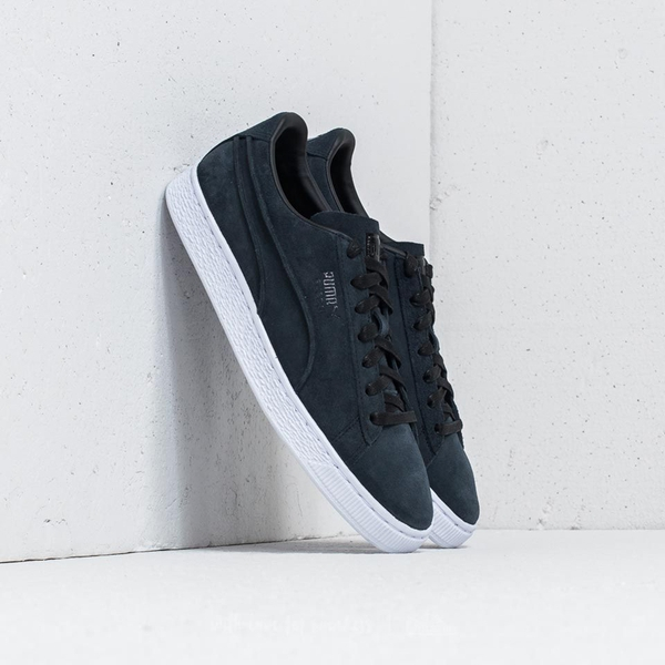 Giày PUMA Suede Classic Exposed Seams (Đen)