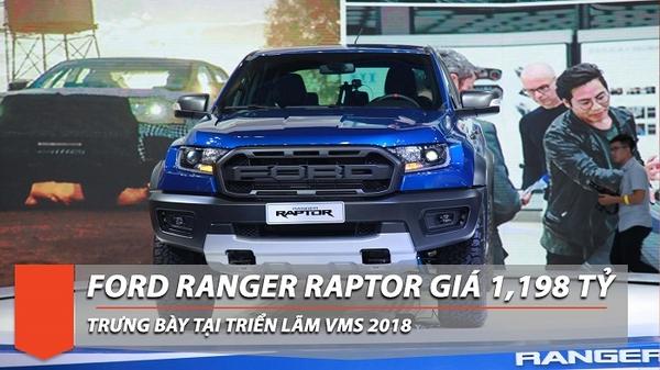 bán tải ford ranger raptor 2019