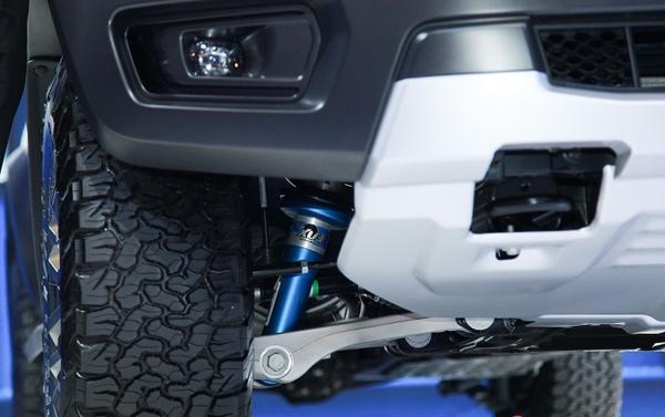 giảm sóc bán tải ford ranger raptor 2019