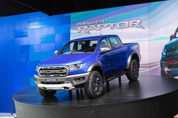 Ford ranger raptor 2019 sắp về việt nam