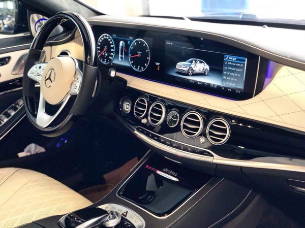 MERCEDES-BENZ S 450L luxury 2019