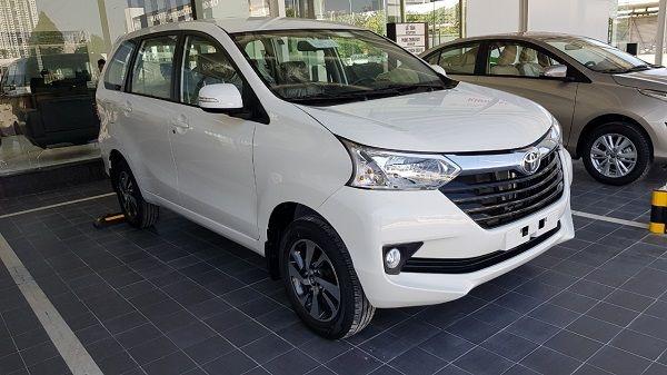 Giá xe Toyota Avanza 2019