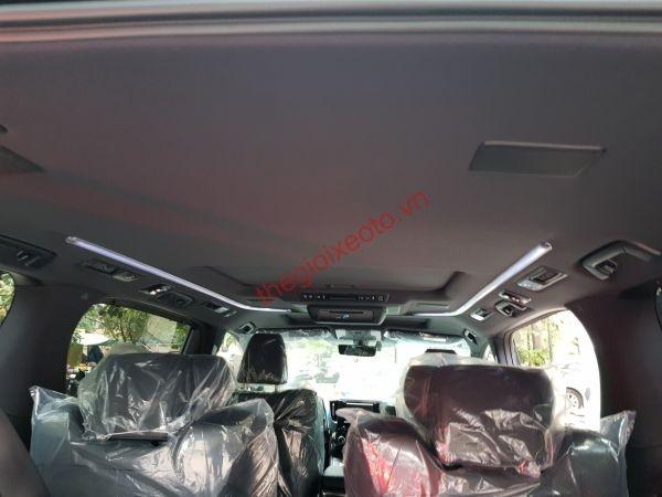 đèn led trang trí trần xe toyota alphard 2020