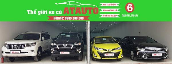 salon atauto chuyên mua bán xe ô tô đã qua sử dụng