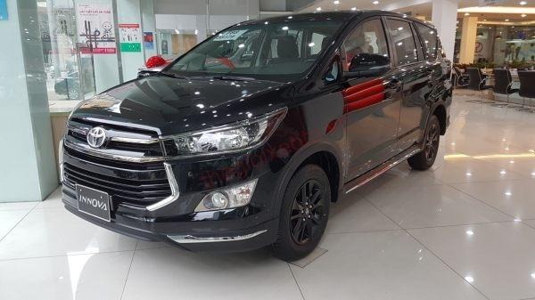 Hình ảnh Toyota Innova 2.0 Venturer 2019
