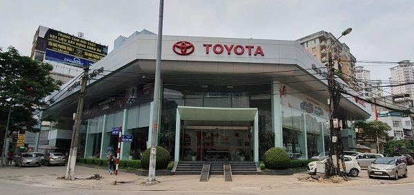 Toyota Thăng Long - Cầu Giấy