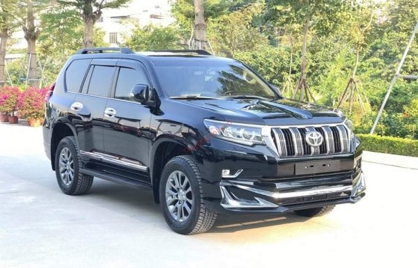 ĐỘ BODY KIT TOYOTA LAND PRADO 2021