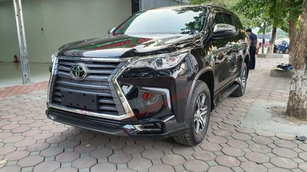 PHỤ KIỆN TOYOTA FORTUNER