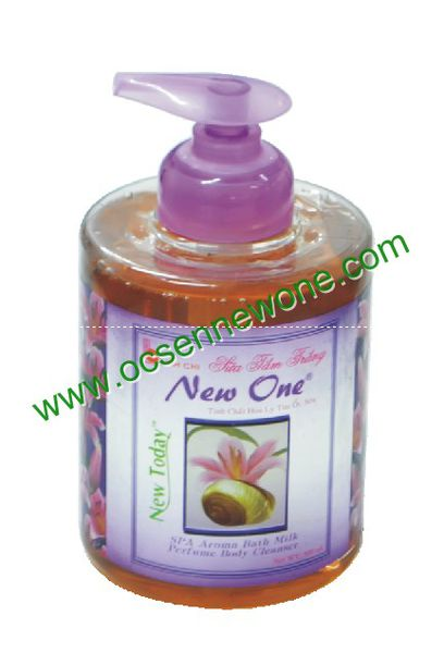 Sữa Tắm Trắng New One Linh Chi (500ml)-NW043