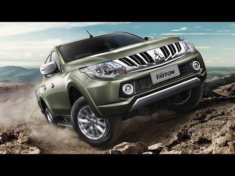 All new Mitsubishi Triton