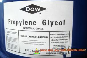 Kết quả hình ảnh cho Dung Môi Propylene Glycol