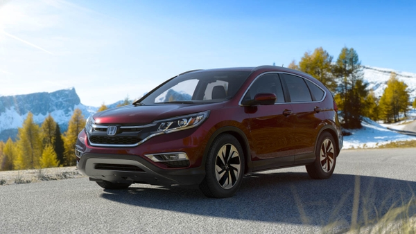 Honda CR-V 2.4L Full Option 2016
