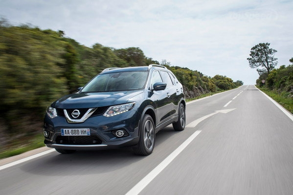 Nissan X-trail 2016 4WD CVT Full Option
