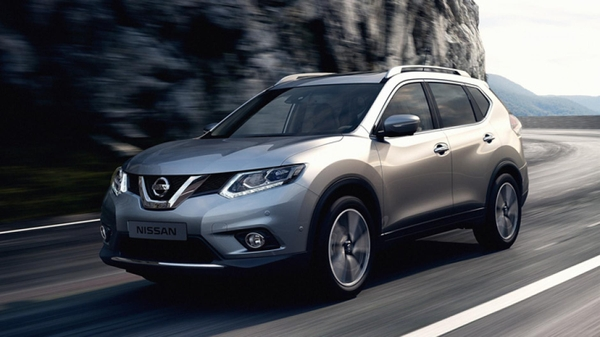 Nissan X-trail 2.5L HIGH Xtronic CVT 2016