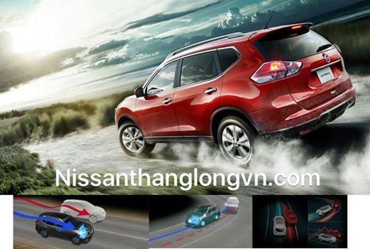 NISSAN X-TRAIL 2.0L HIGH CVT 1 CẦU