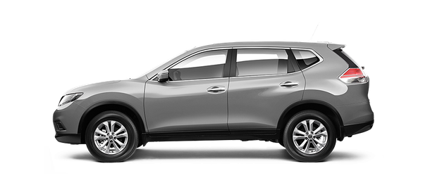 Nissan X-trail 2.5L HIGH Xtronic CVT (Bạc)