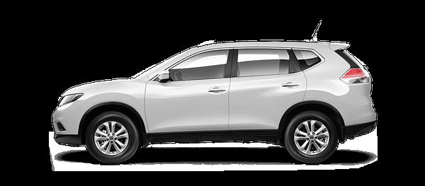 Nissan X-trail 2.5L HIGH Xtronic CVT (Trắng)