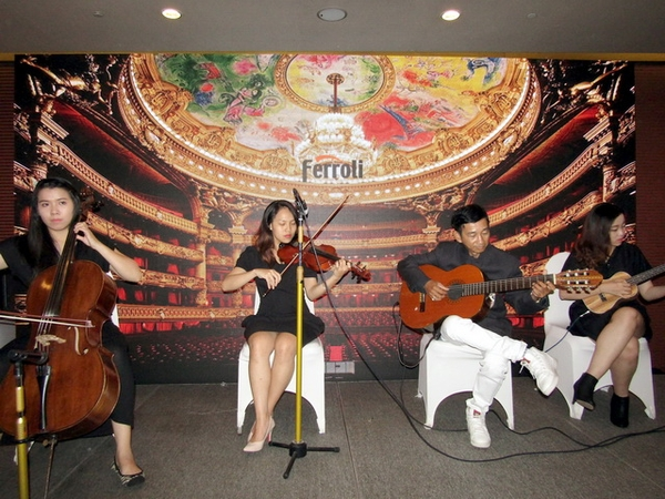 Tumbadora Band- Ferroti Event- Inter Continental Hotel