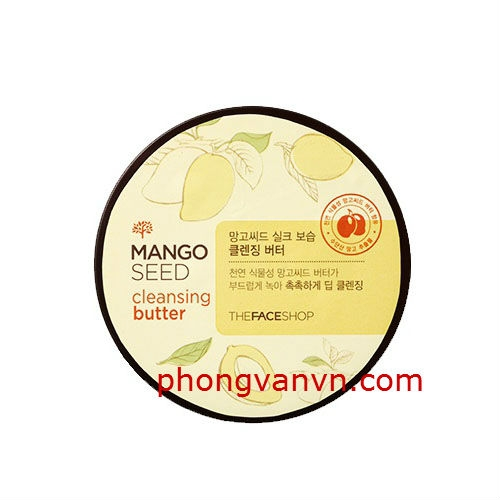 kem-tay-trang-mango-seed-cleansing-butter-thefaceshop