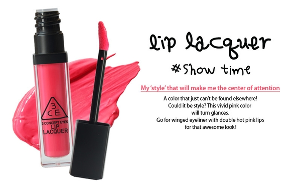 son-kem-3ce-lip-lacquer-show-time