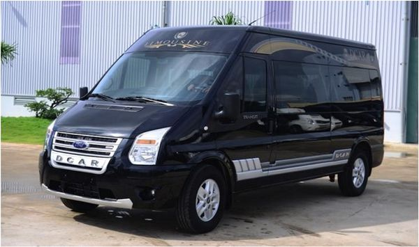 ford transit limousine