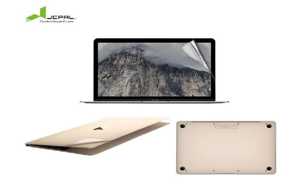 Bộ dán Fullbody JRC MacBook