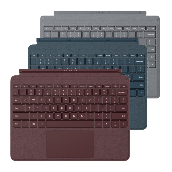 Type Cover Surface Go 2018
