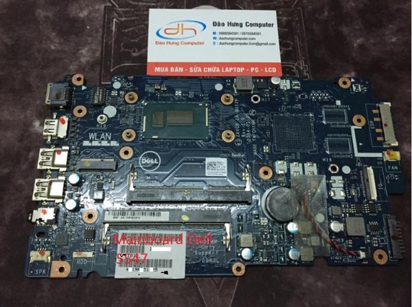 mainboard-dell-inspiron-5547-core-i5-onboard