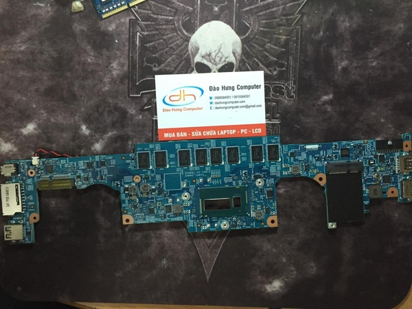 mainboard-dell-inspiron-7437-core-i5-4210u-onboard