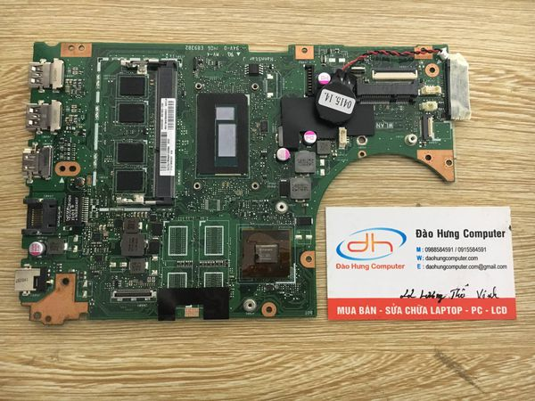 mainboard-aus-s451-core-i3-4030u-vga-share
