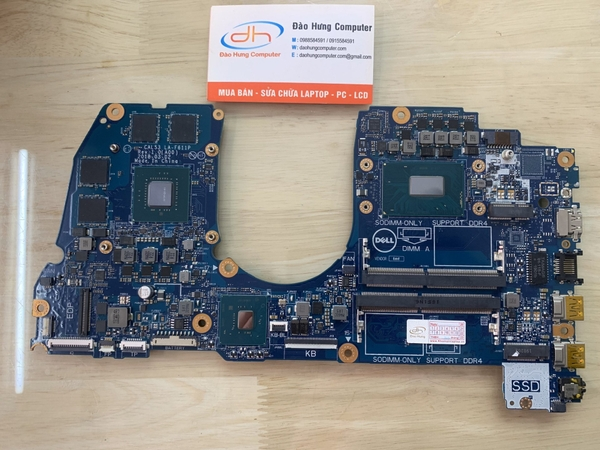 mainboard-dell-g3-3579-core-i5-8300hq-new