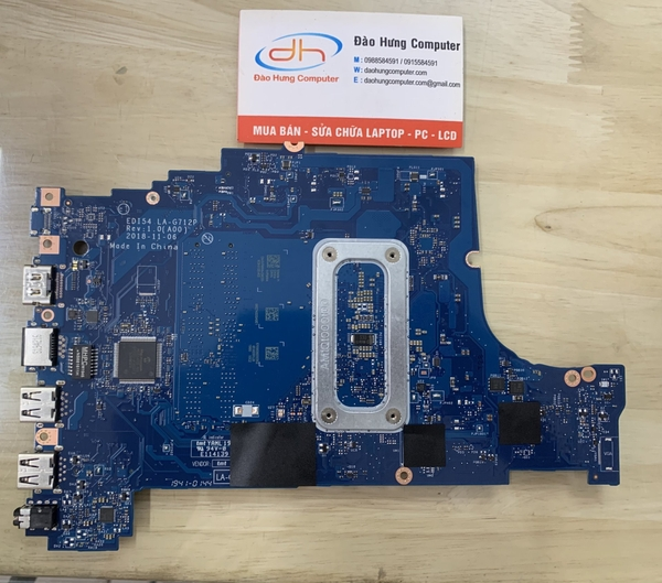 mainboard-dell-inspiron-3480-core-i7-8560u