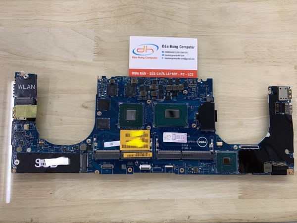 mainboard-dell-xps-9570-core-i7-8750h-new